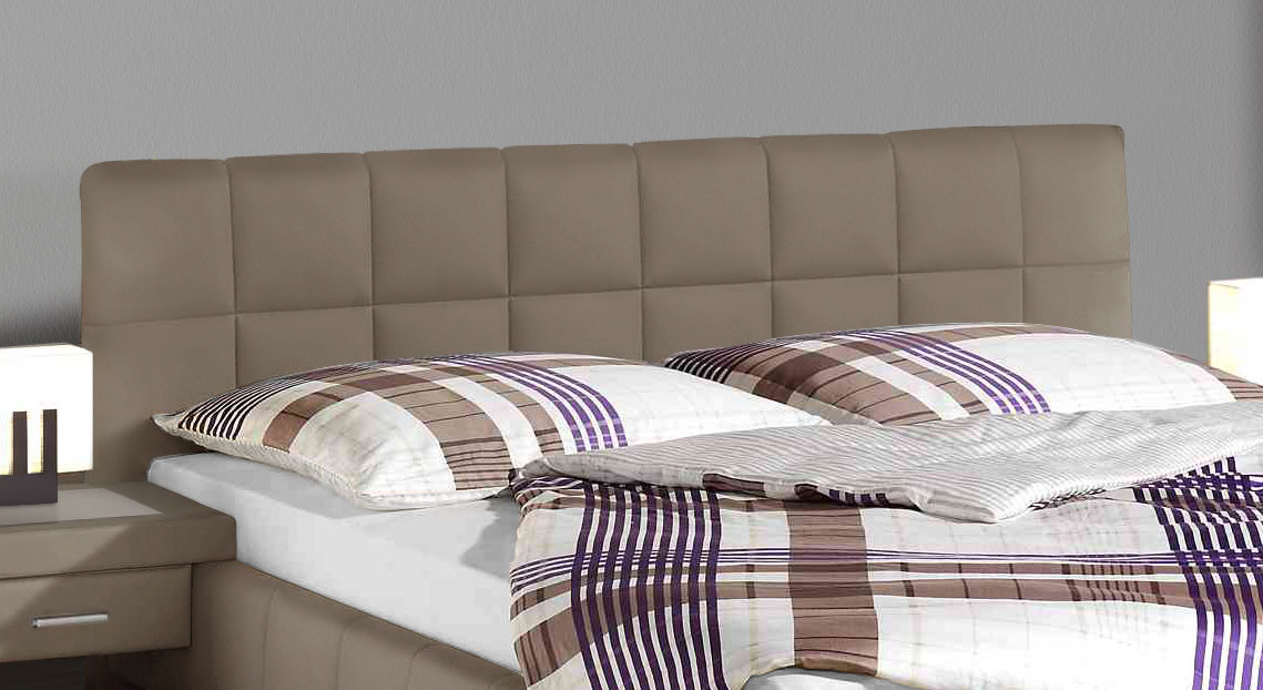 polsterbett mit bettkasten in 140x200 cm las lomas. Black Bedroom Furniture Sets. Home Design Ideas