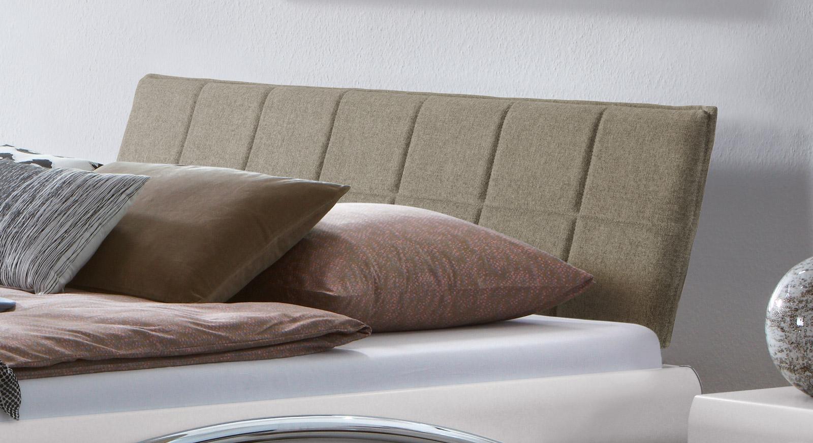 Bett Markala mit einem bequemen Kopfteil