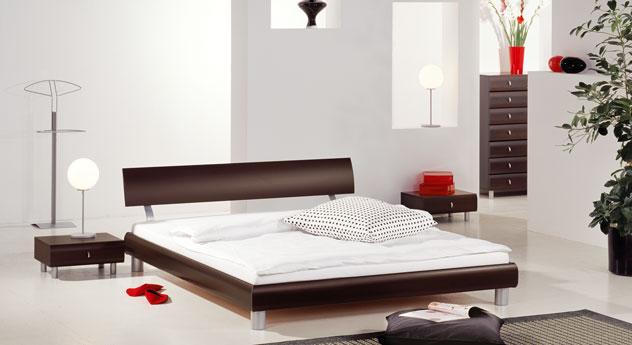 Bett Novara mit passenden Produkten