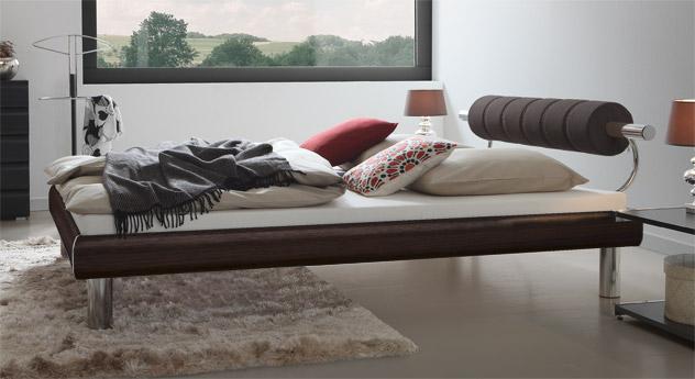 Bett Rocio in Ferrara mit 20cm Fußhöhe in Doppelbettgröße erhältlich