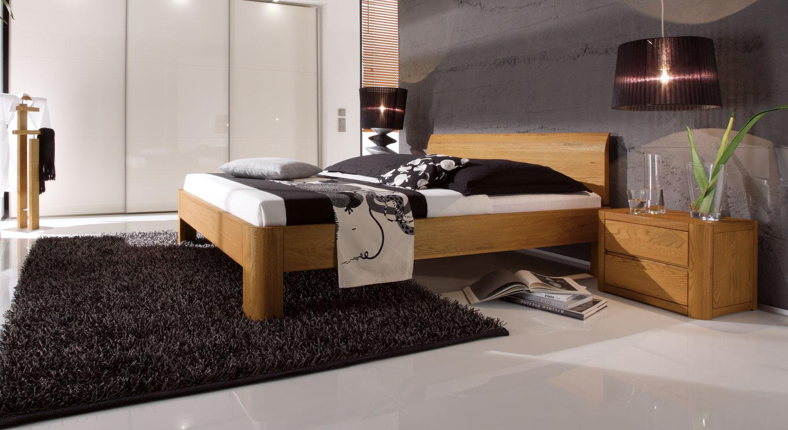 bett in z b 120x200 cm gr e aus massivholz santa clara. Black Bedroom Furniture Sets. Home Design Ideas