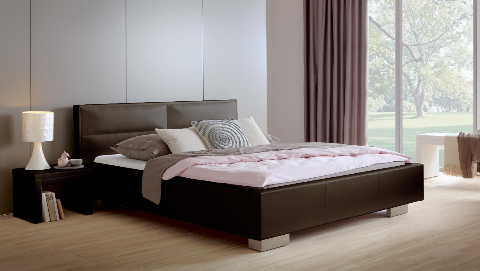 schlafzimmer deko braun ~ interieurs inspiration, Wohnzimmer dekoo