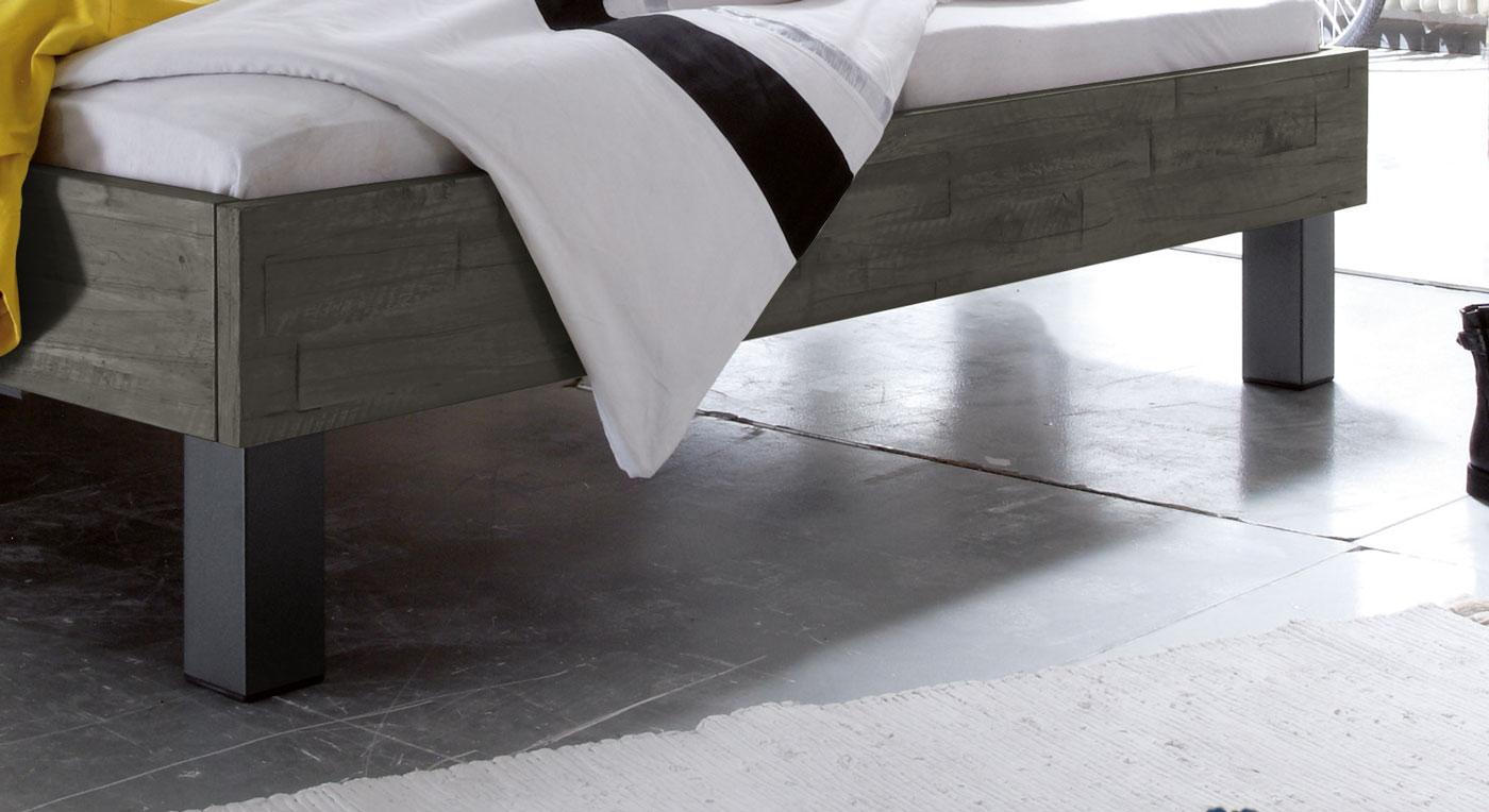 Rahmen des Bett Talca ohne Metall-Beschläge