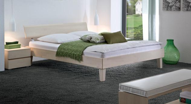Bett Teramo mit passenden Produkten