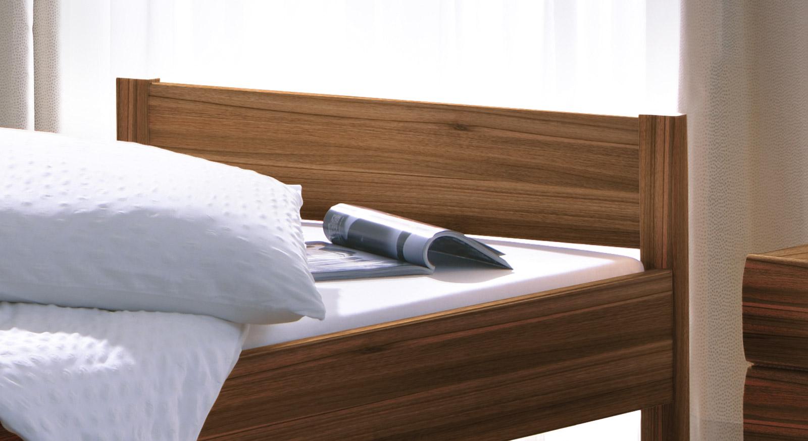 Das Kopfteil Ist Cm Hoch Und Sorgt Somit Fr Noch Mehr Komfort With Bett  Kopfteil Hoch