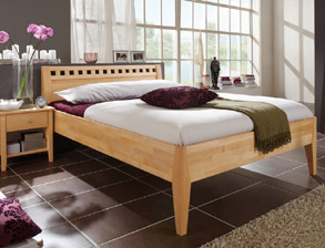 bett in komforth he ab 45cm komfortbetten. Black Bedroom Furniture Sets. Home Design Ideas