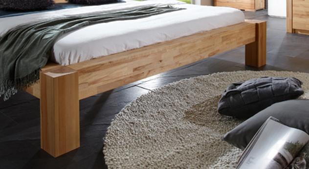 massives holzbett arta online g nstig kaufen. Black Bedroom Furniture Sets. Home Design Ideas