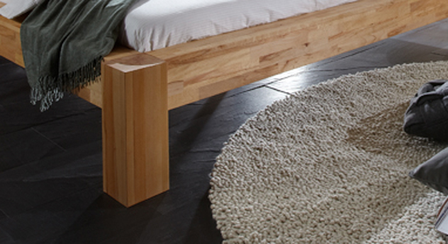 massives holzbett arta online g nstig kaufen. Black Bedroom Furniture Sets. Home Design Ideas