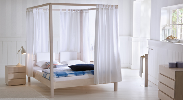 Schlafzimmer Regal Gebraucht: Helle Naturtne bringen Klasse in Dein ...