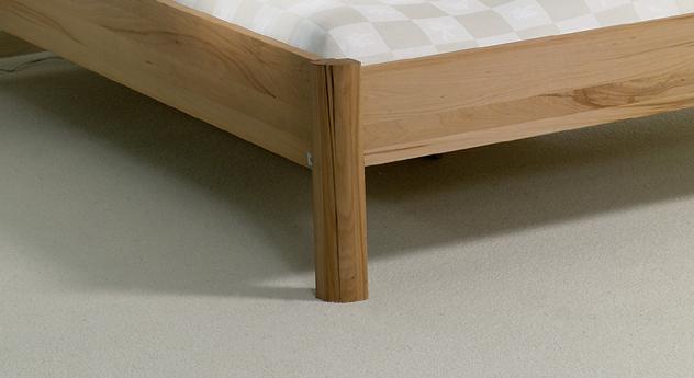 Bett Pavia Füße Bettbeine