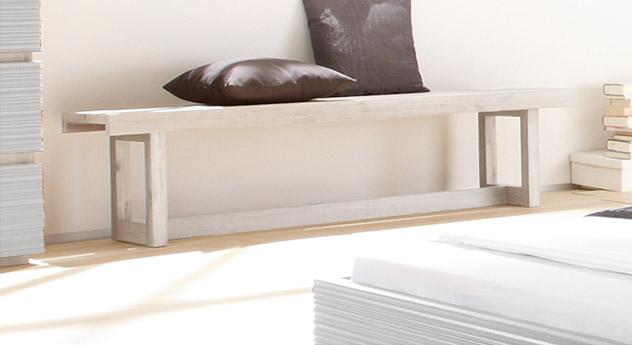 Hochwertige Bettbank Santerno