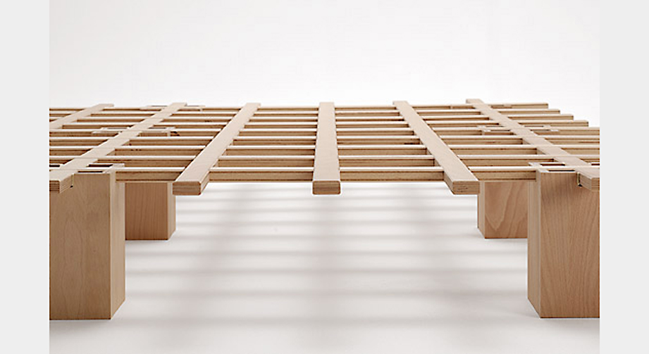 bettsystem tojo g nstiges innovatives designerbett. Black Bedroom Furniture Sets. Home Design Ideas