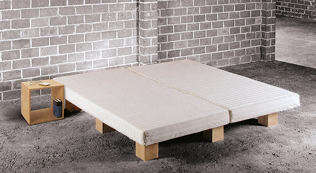 Praktisches Bettsystem Tojo mit passenden Produkten