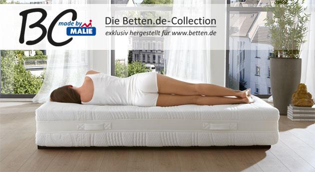 Boxspring-Matratze BxB-inside Premium Exklusiv-Edition mit Klimaband