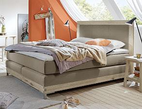 hasena boxspringbetten als einzel oder doppelbett kaufen. Black Bedroom Furniture Sets. Home Design Ideas