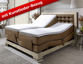 elektro boxspringbetten mit elektrischer verstellung. Black Bedroom Furniture Sets. Home Design Ideas
