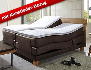 elektro boxspringbetten mit elektrischer verstellung. Black Bedroom Furniture Sets. Home Design Ideas