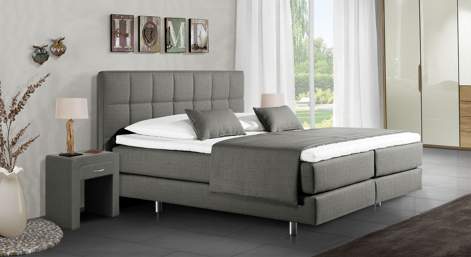 Vi Spring Betten mit genial design für ihr wohnideen
