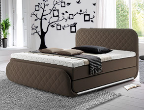 betten trends des jahres 2016 online kaufen. Black Bedroom Furniture Sets. Home Design Ideas
