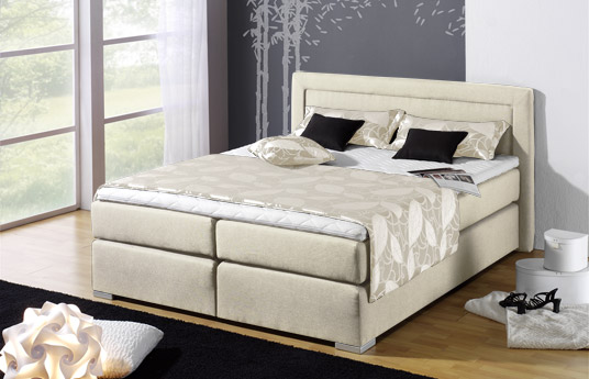 Boxspring Bett G 252 Nstig Kaufen Bei Betten De