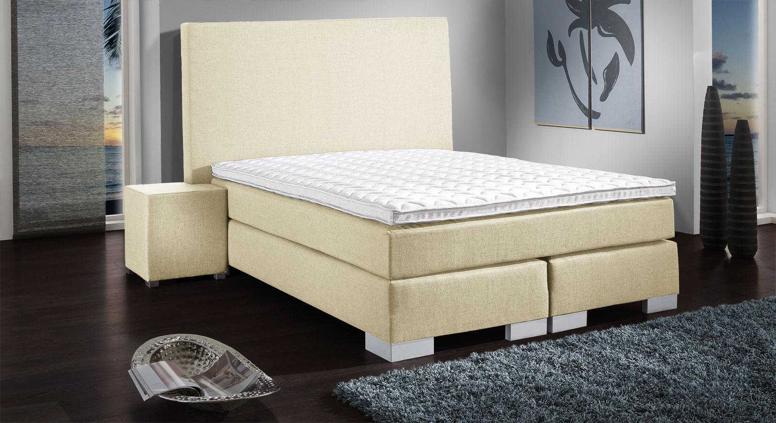 boxspringbett probeliegen und auf rechnung kaufen madeira. Black Bedroom Furniture Sets. Home Design Ideas