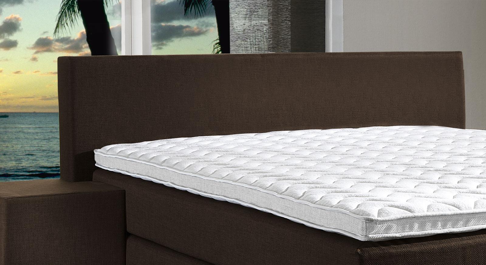 elegantes boxspringbett mit elektrischer verstellung mauritius. Black Bedroom Furniture Sets. Home Design Ideas