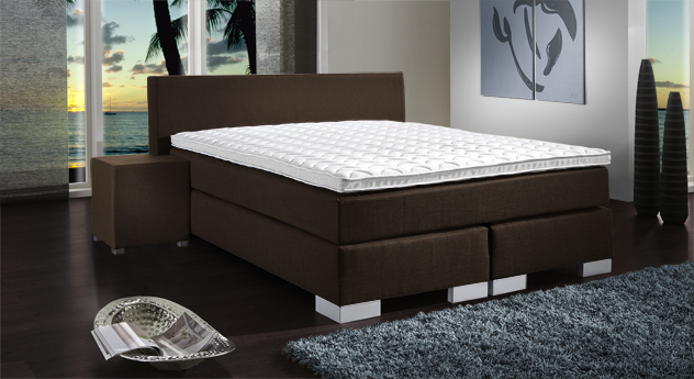 elegantes boxspringbett mit elektrischer verstellung mauritius. Black Bedroom Furniture Sets. Home Design Ideas