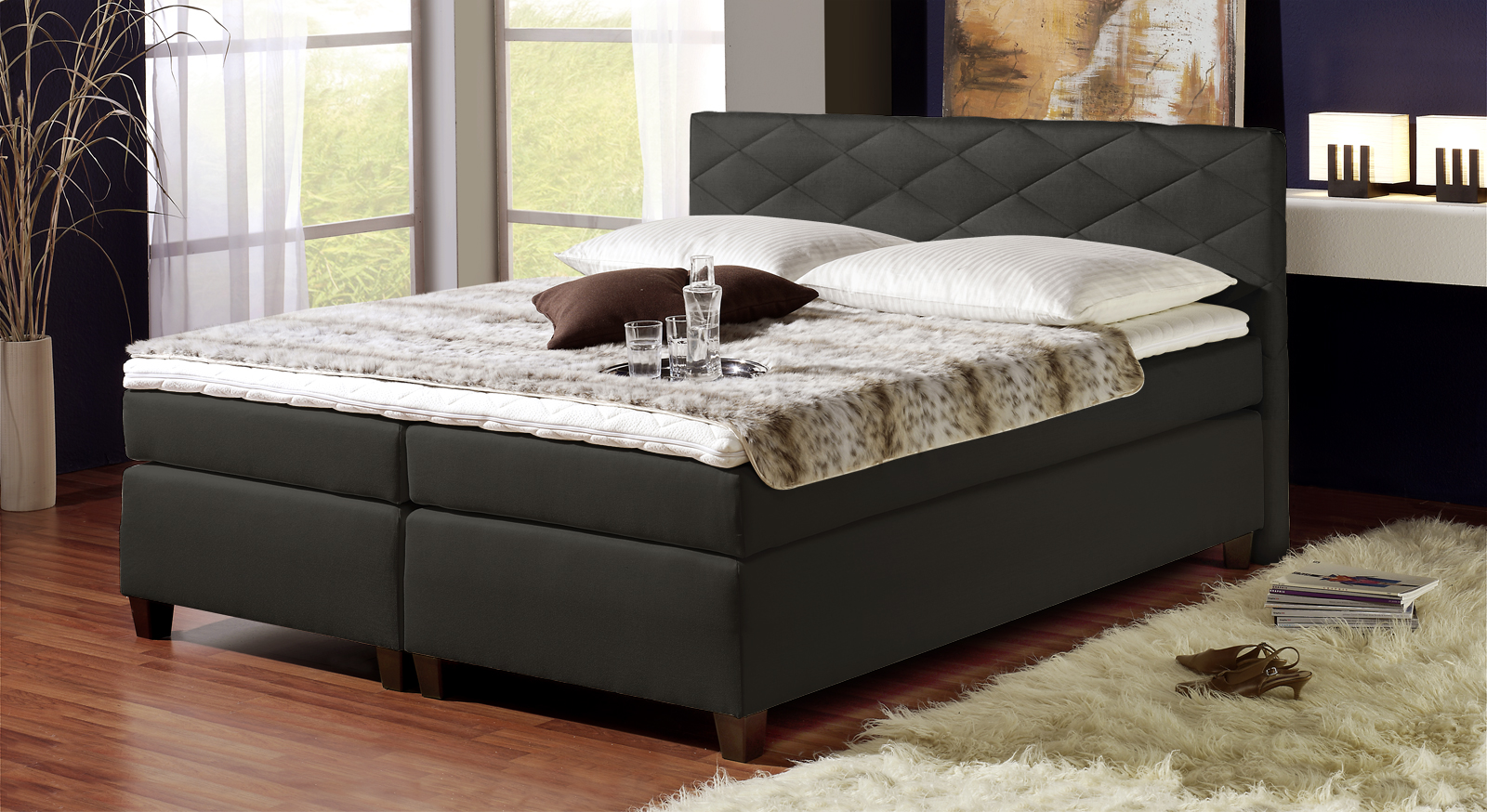 boxspringbett g nstig 140 200 bilder das sieht ehrfurcht. Black Bedroom Furniture Sets. Home Design Ideas