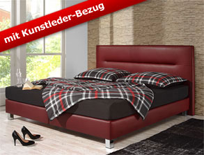 Boxspringbett Parga mit innovativem Design | Betten.de
