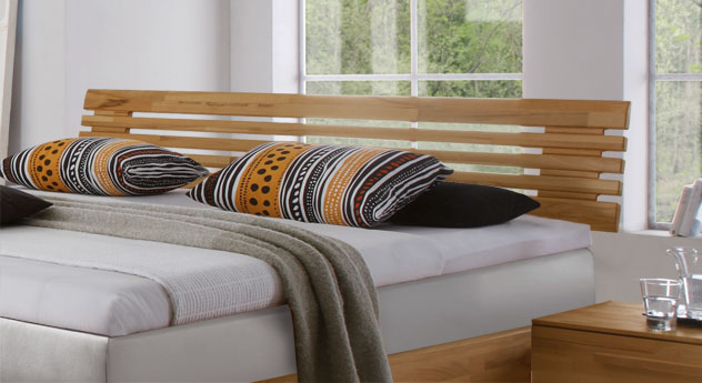 boxspringbett aus massivholz in buche sardinien. Black Bedroom Furniture Sets. Home Design Ideas