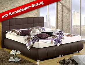 boxspringbetten g nstig bei uns online kaufen. Black Bedroom Furniture Sets. Home Design Ideas