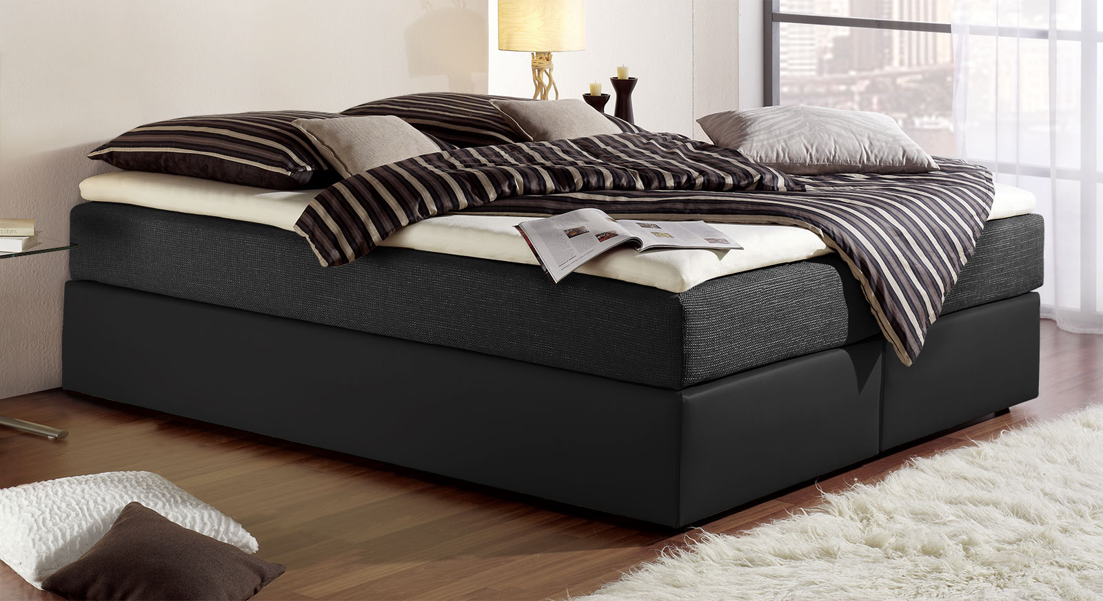 boxspring betten ohne kopfteil boxspring betten ohne. Black Bedroom Furniture Sets. Home Design Ideas