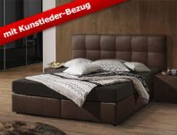 nachttisch w rfel aus kunstleder mit ziern hten dorida. Black Bedroom Furniture Sets. Home Design Ideas
