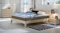 boxspringbett aus wildeiche in futon optik mexiana. Black Bedroom Furniture Sets. Home Design Ideas