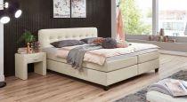 einzel boxspringbett z b in 100x200 cm bis 120 kg oceanside. Black Bedroom Furniture Sets. Home Design Ideas