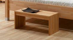 bettbank aus massivem buchenholz zarbo i. Black Bedroom Furniture Sets. Home Design Ideas