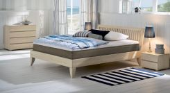 boxspringbett f r dachschr ge in 180x200 cm port louis. Black Bedroom Furniture Sets. Home Design Ideas