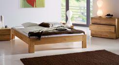 massivholz futonliege aus hochwertiger wildeiche isonzo. Black Bedroom Furniture Sets. Home Design Ideas