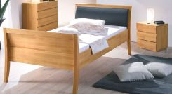 komfortabel hohes senioren doppelbett auf rollen runcorn. Black Bedroom Furniture Sets. Home Design Ideas