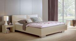 polsterbett in 200x200 cm liegeh he bett medina. Black Bedroom Furniture Sets. Home Design Ideas