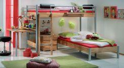 Etagenbett Einzeln Stellbar : Vollholz doppelstockbett etagenbett auch einzeln stellbar in