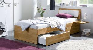 Schubkasten-Einzelbett
