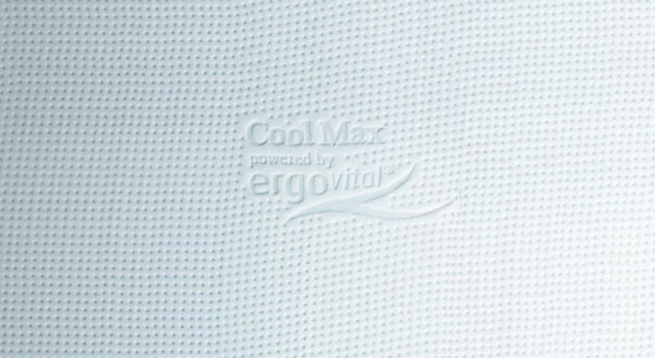 Der Matratzenbezug CoolMax von ergovital