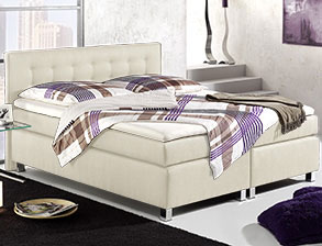 Bonell-Boxspringbett Dallas