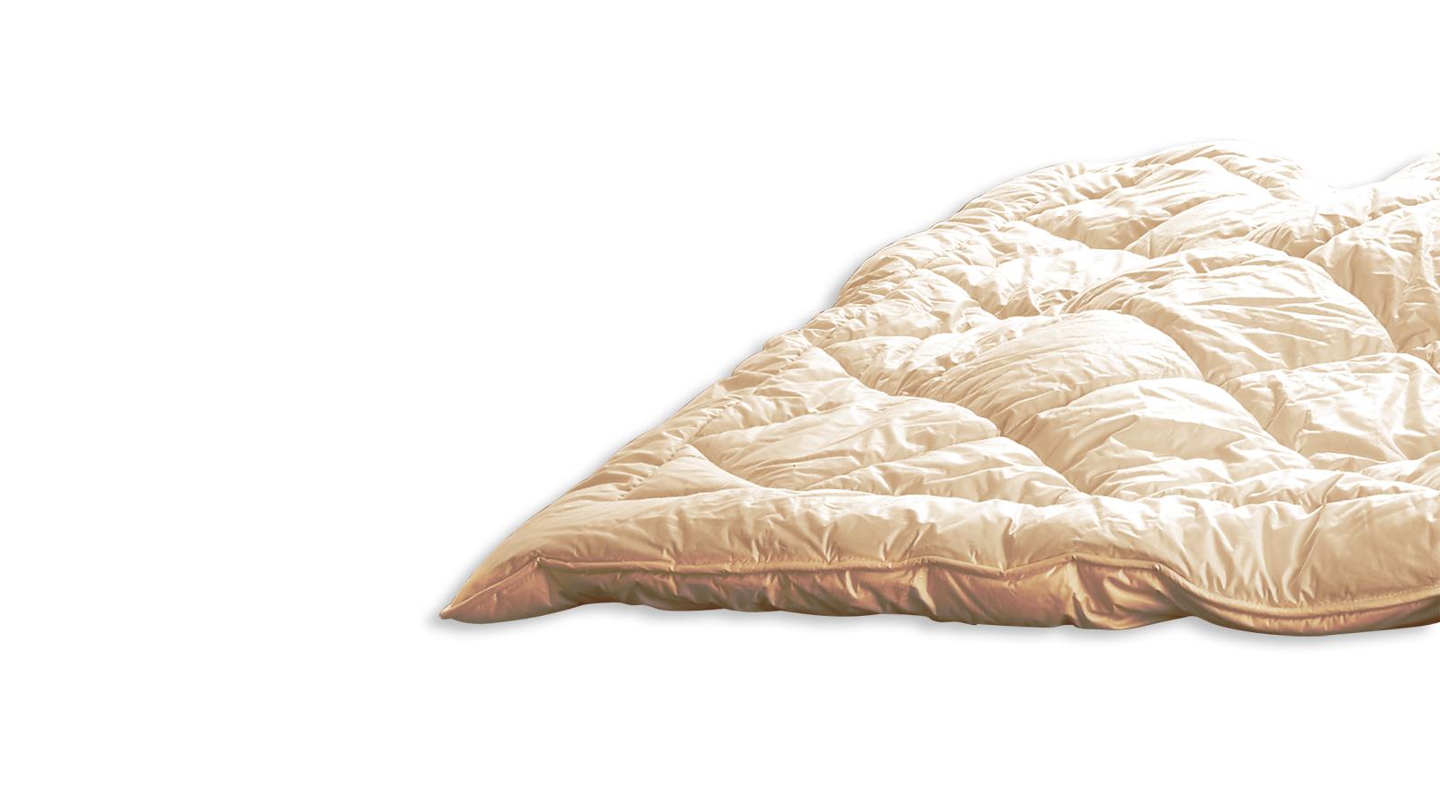 Die Cashmere-Decke Hinterzarten im Detail
