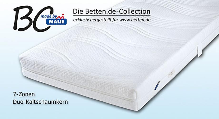 Duo-Kaltschaum-Matratze Saliente Premium als Exklusiv-Edition