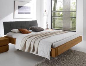 Bett Schwebend In Schwebeoptik Ohne Fusse Kaufen Betten De