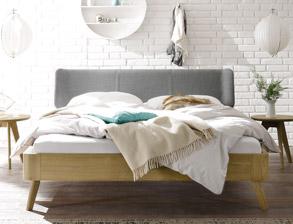massivholzbetten betten aus massivholz g nstig kaufen. Black Bedroom Furniture Sets. Home Design Ideas