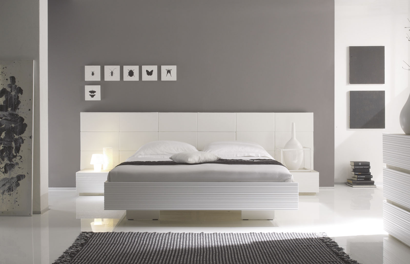 weisse betten die neueste innovation der innenarchitektur und m bel. Black Bedroom Furniture Sets. Home Design Ideas