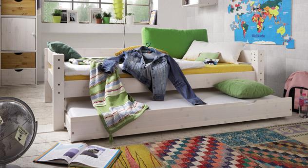 Etagenbett Kids Dreams Umbau zum Einzelbett